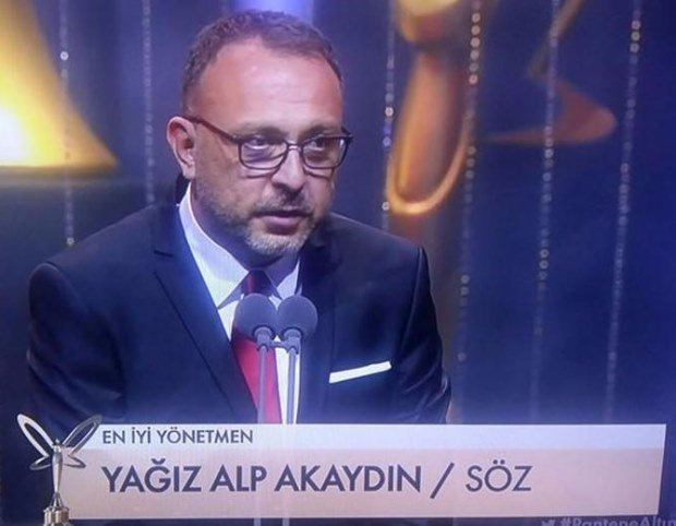 Best Director Award: Yagiz Alp Akaydin