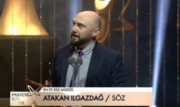 Best Drama Song Award: Atakan Ilgazdag