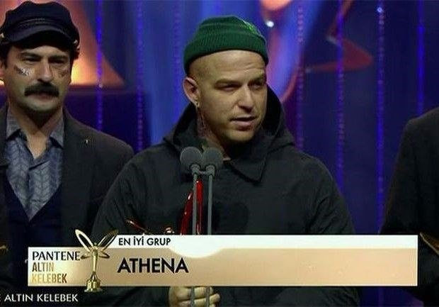Best Music Group Award: Athena
