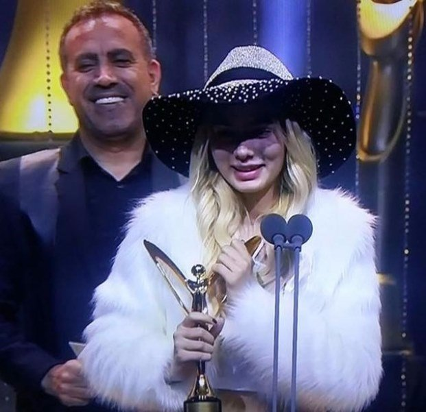 Best New Singer Award: Aleyna Tilki