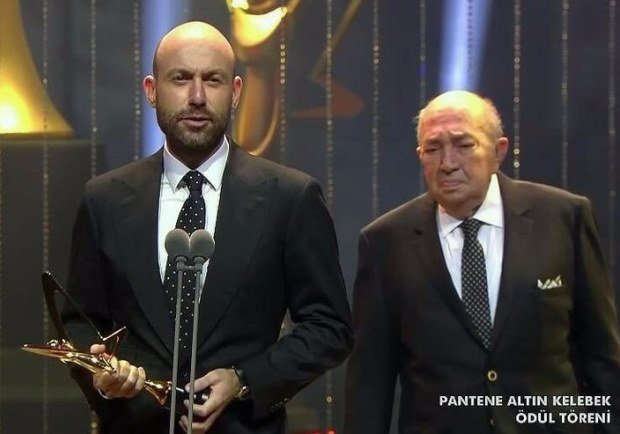 Best Turkish Drama Award: Wounded Love