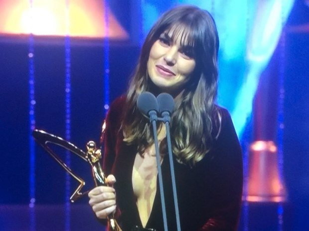 Best Actress Award: Asli Enver
