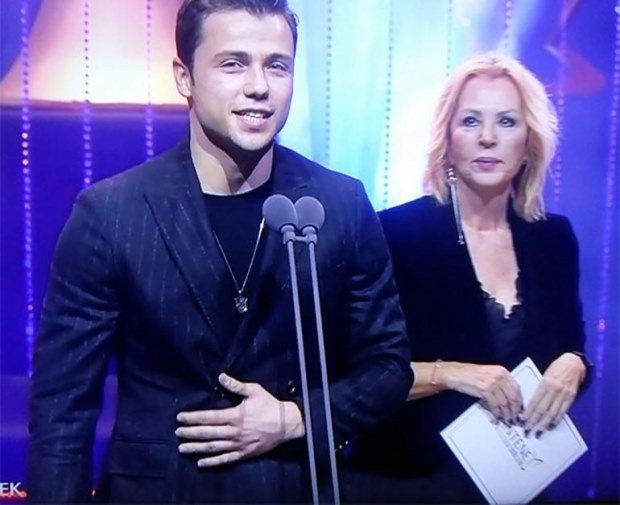Best Actor Award: Tolga Saritas