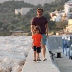 kivanc tatlitug and his son