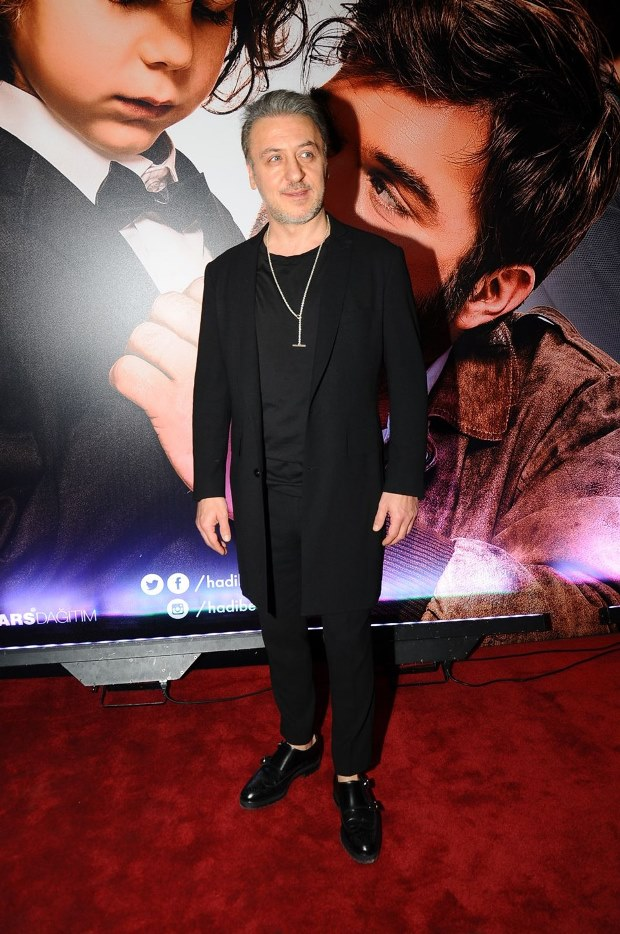 Baris Falay in Premiere of Come on My Son (Hadi Be Oglum)