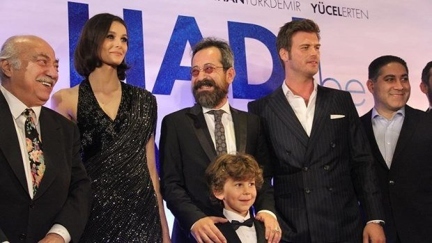 Premiere of Hadi Be Oglum Movie