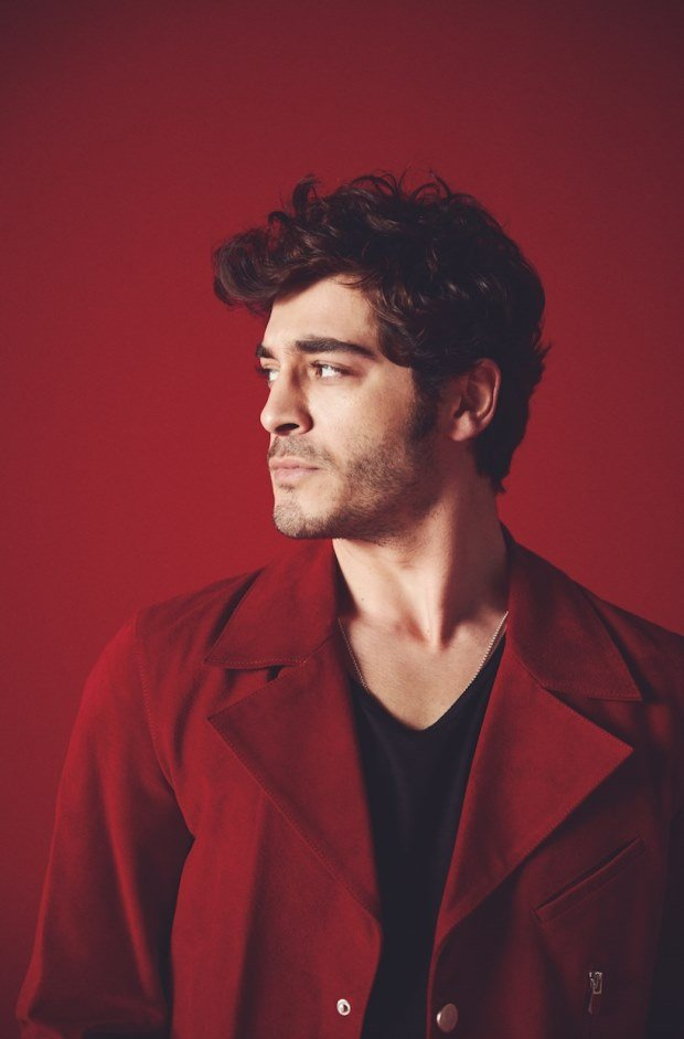 2017 GQ Rising Actor of the Year - Burak Deniz