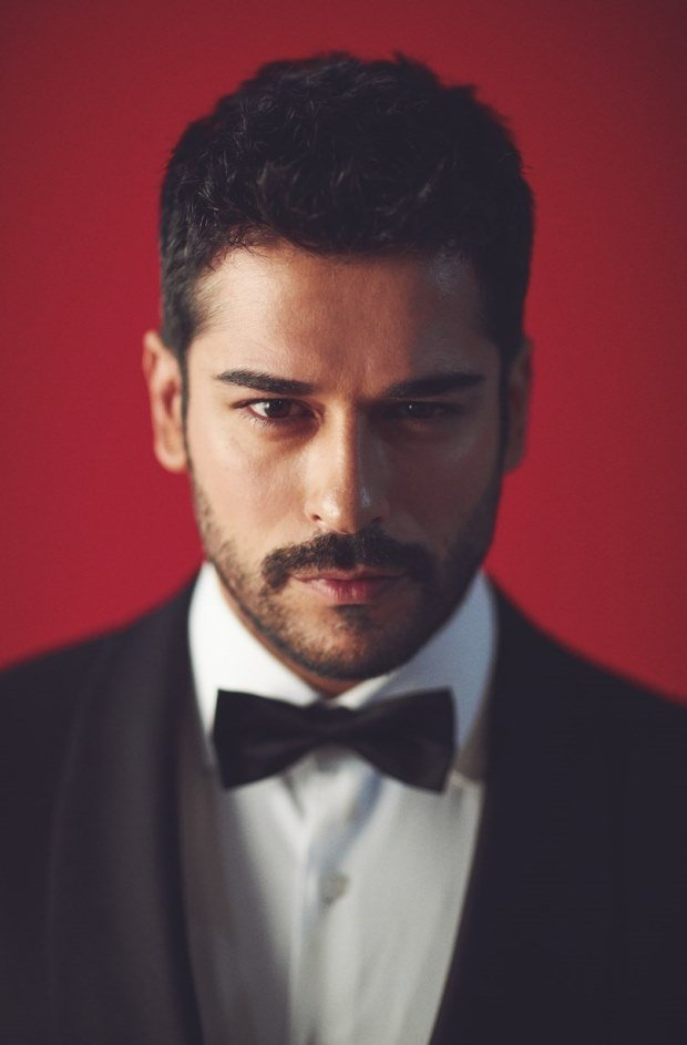 2017 GQ Widely Spoken Man of the Year - Burak Özçivit