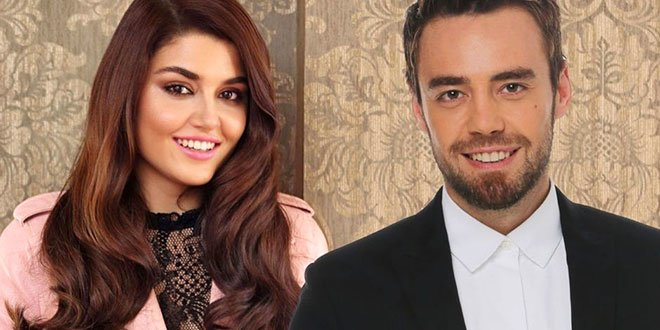 Hande Ercel and Murat Dalkilic Together