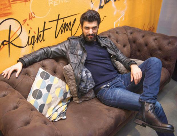 Engin Akyurek interview