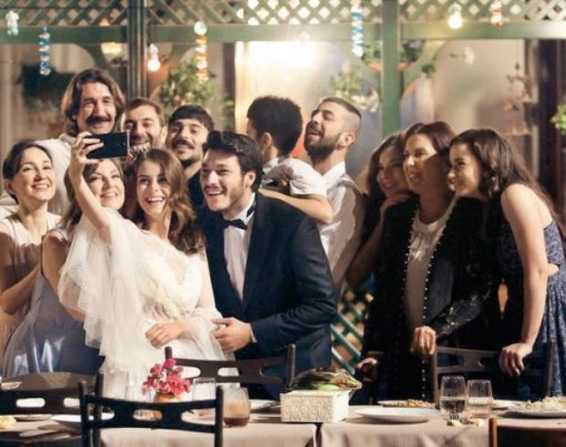 Koçovalı family was attacked at the wedding of Celasun (Kubilay Aka)