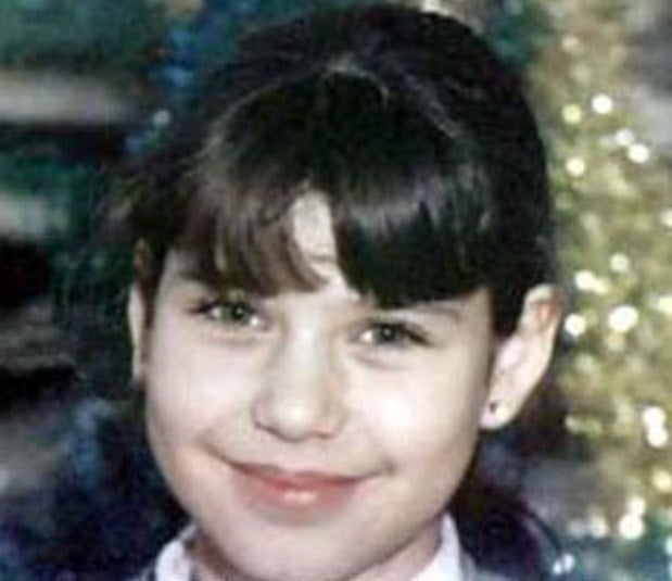 Beren Saat Childhood Photo