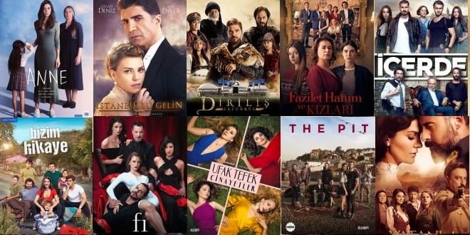 Best Turkish Dramas of 2017