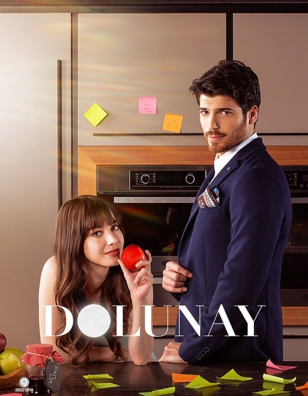 Bitter Sweet (Dolunay) Tv Series Poster