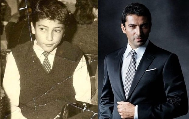Kenan Imirzalioglu Childhood Photo and Kenan Imirzalioglu 2018 Photo