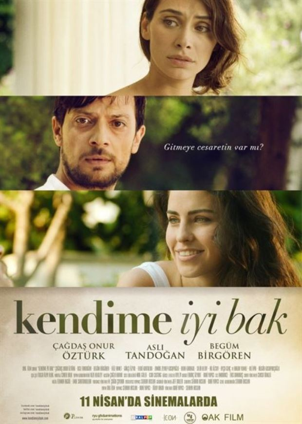 Take Care of Myself (Kendime Iyi Bak) (Cagdas Onur Ozturk - Asli Tandogan - Begum Birgoren) Poster