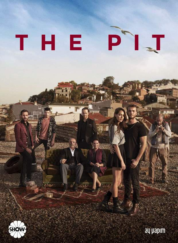 The Pit (Çukur) Tv Series Poster