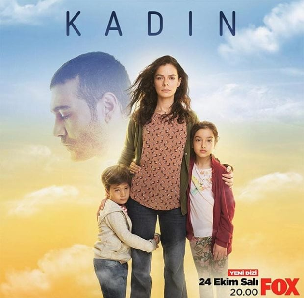 Woman (Kadın) Tv Series Poster