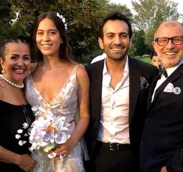 Bugra Gulsoy Got Married to Nilufer Gurbuz