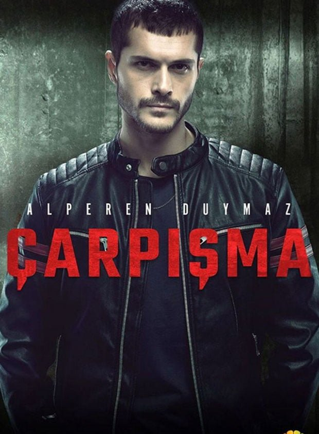 Alperen Duymaz as Kerem in Turkish Drama Collision (Çarpışma)