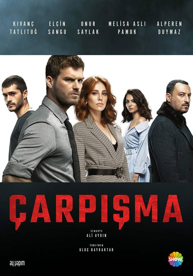 Crash (Çarpışma) Turkish Drama Poster