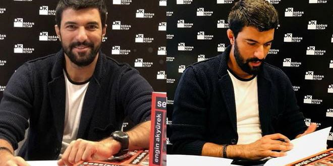 "Engin Akyürek's First Book ""Silence"" (Sessizlik) Reached to Overseas"