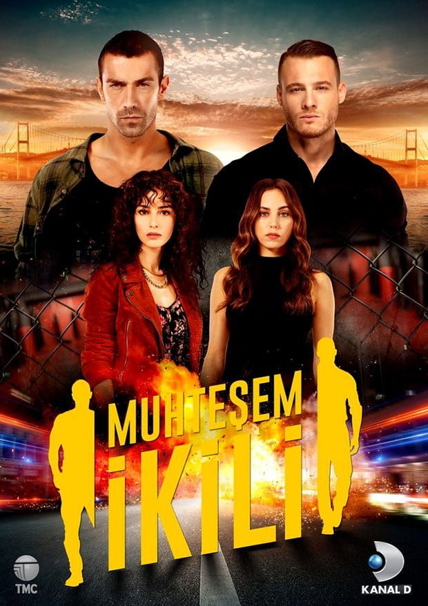 Perfect Team (Muhtesem Ikili) Turkish Drama Poster