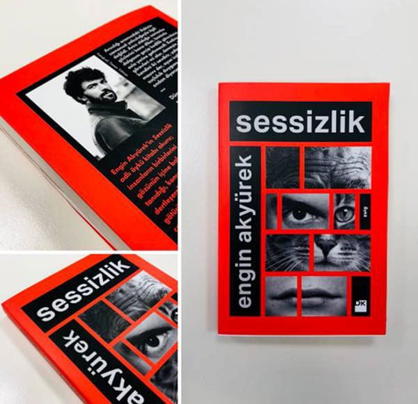 Engin Akyurek's book: Silence (Sessizlik)