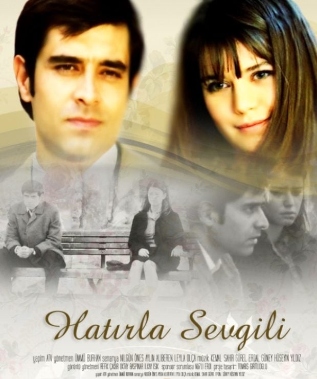 Remember Darling (Hatirla Sevgili) Turkish Drama Poster