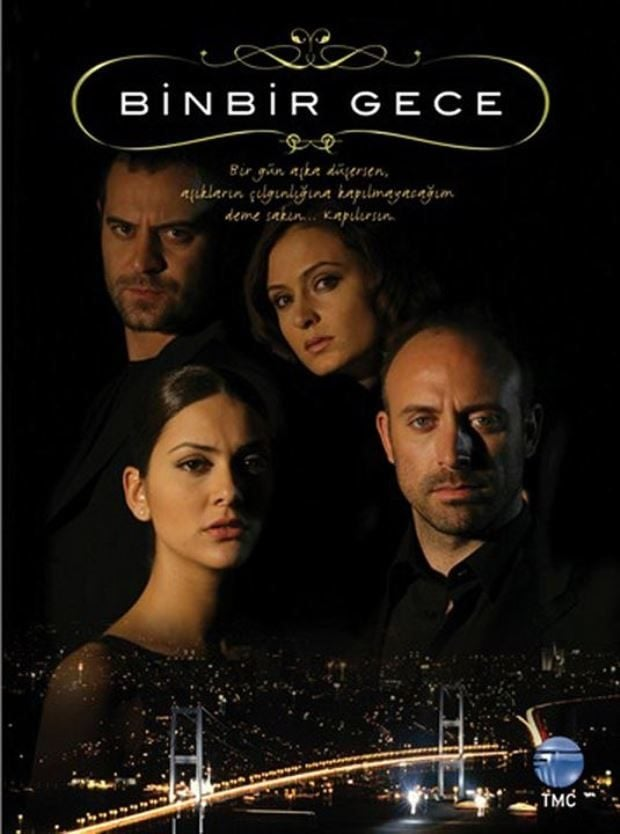 1001 Nights (Binbir Gece) Turkish Drama Poster