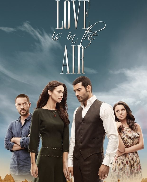 Love is in the Sky (Yer Gok Ask) Turkish Drama Poster