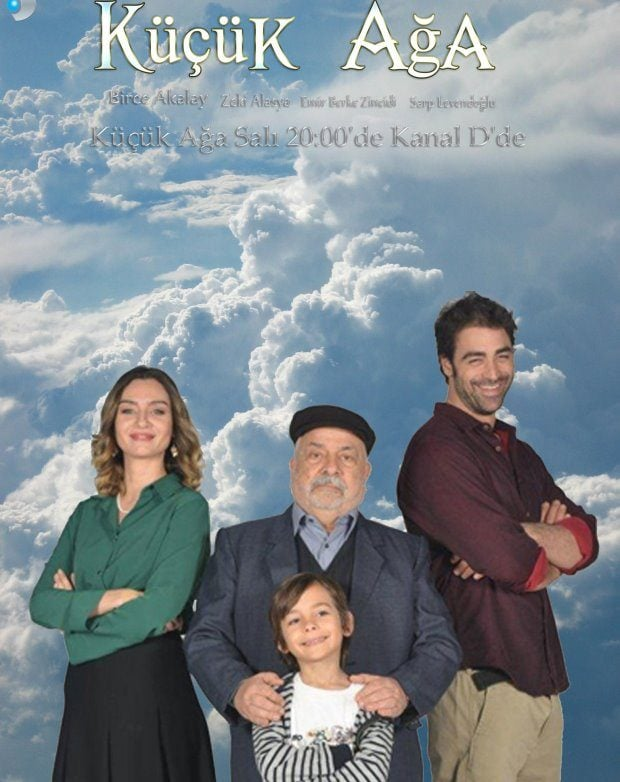 Kucuk Aga Turkish Drama Poster