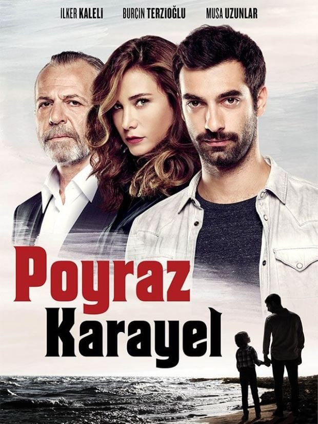 For My Son (Poyraz Karayel) Turkish Drama Poster