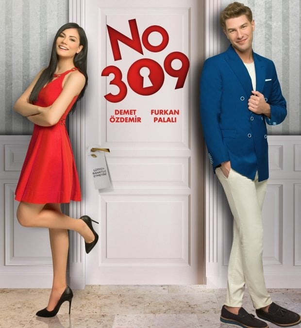 No: 309 Turkish Drama Poster