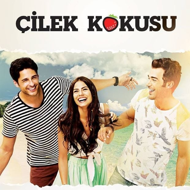 Strawberry Smell (Cilek Kokusu) Turkish Drama Poster
