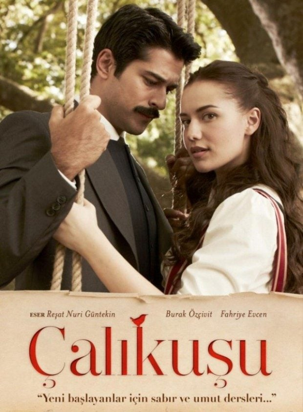 Lovebird (Calikusu) Turkish Drama Poster
