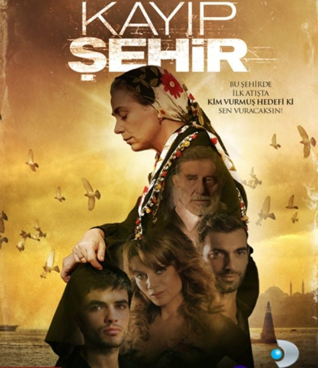 Lost City (Kayip Sehir) Turkish Drama Poster