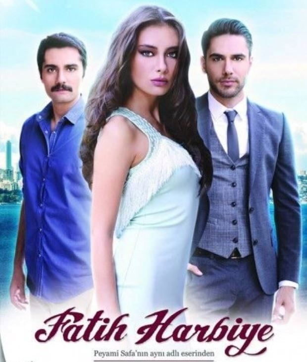From Fatih to Harbiye (Fatih Harbiye) Turkish Drama Poster