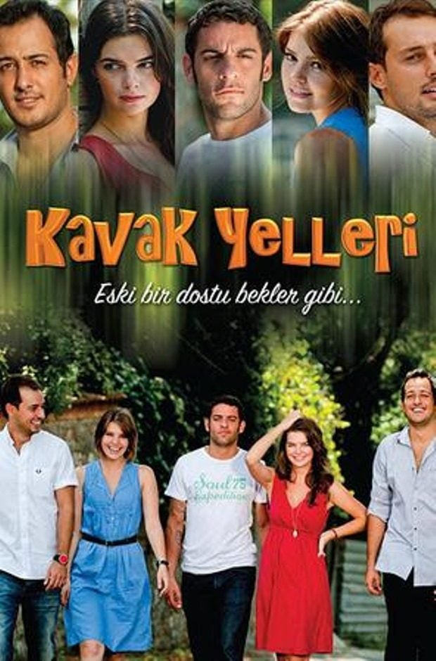 Daydreaming (Kavak Yelleri) Turkish Drama Poster