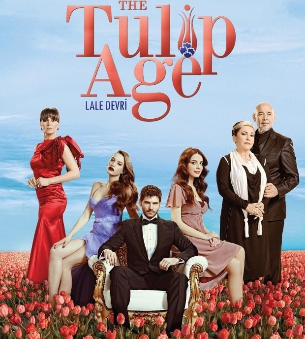 The Tulip Age (Lale Devri) Turkish Drama Poster