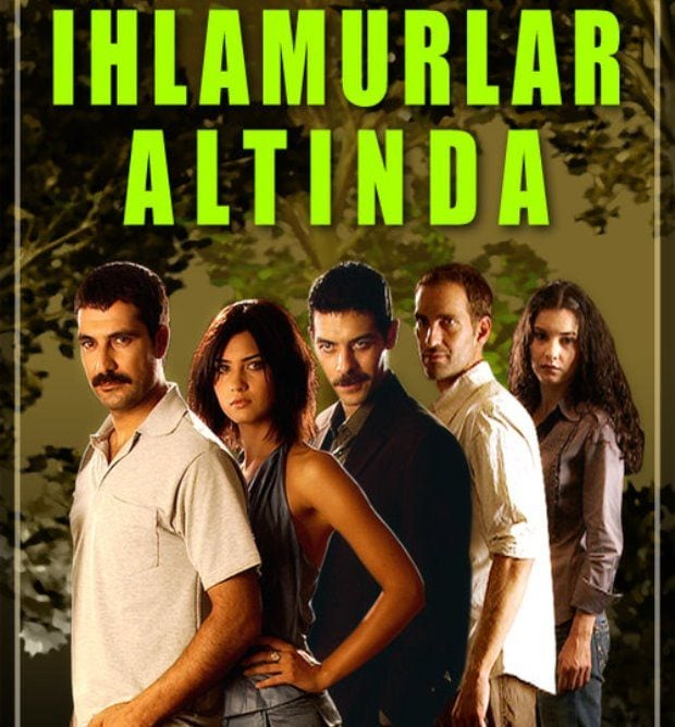 Under the Linden Trees (Ihlamurlar Altinda) Turkish Drama Poster