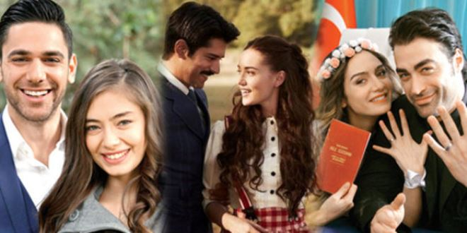 Turkish Drama Couples That Turned Into Real Relationships