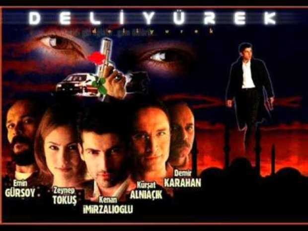 Deliyurek Turkish Drama Poster