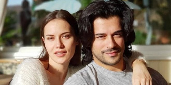 Burak Ozcivit Gets Approval from Fahriye Evcen