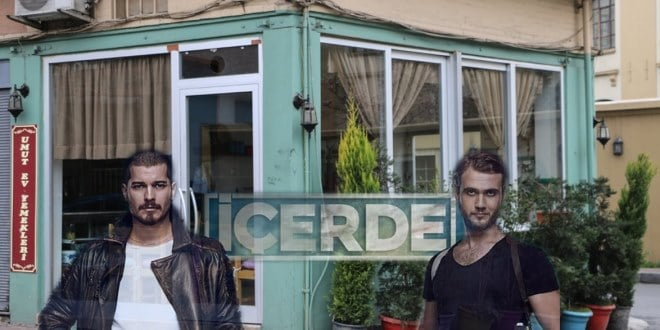 Insider (Icerde) Turkish Drama Shooting Locations