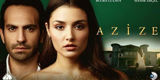 Hande Ercel and Buğra Gülsoy's New Turkish Drama: Azize