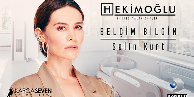 Belçim Bilgin Confirms to Join in Turkish Series Hekimoğlu