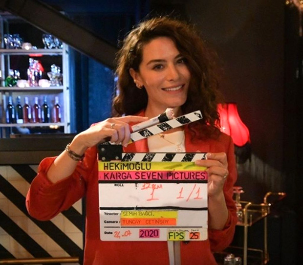 Belcim Bilgin in Hekimoglu Tv Series