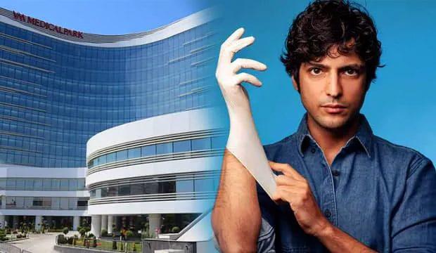 Miracle Doctor (Mucize Doktor) Tv Series Shooting Location - VM Medical Park